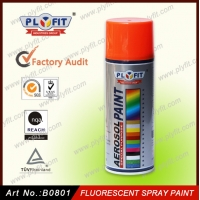 China China Supplier Florescence Spray Paint Fast Drying 400ml  fast dry wholesale