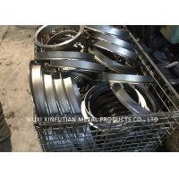 China Precision Stainless Steel Tube Weld Fittings Elbow Reducer Shipbuilding Material wholesale