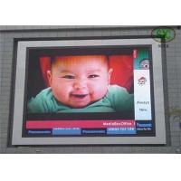 China Commercial Center High Brightness Outdoor Full Color LED Display P10 DIP wholesale