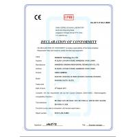 WINSAFE Technology Co.,LTD Certifications