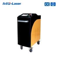 China Industrial 100W Rust Cleaning Laser 3m Cable Length With 7 Inch Touch Screen wholesale
