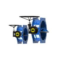 China High Strength Water Butterfly Valve , Ductile Iron High Performance Butterfly Valves on sale