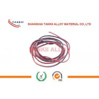Quality Ansi Color Code Type E Thermocouple Cable With Teflon Fep Insulation / Jacket for sale