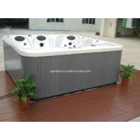 China Lucite Acrylic Portable Outdoor Hot Tub SPA (A513) wholesale