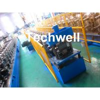 China PPGI , Aluminum Forming Material Gutter Roll Forming Machine For Making Rainwater Gutter , Seamless Gutter wholesale