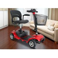 China Home Care Lightweight Mobility Scooter , Battery Operated Scooter For Handicapped wholesale