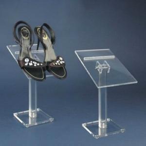 China Perspex / Acrylic shoe display wholesale