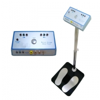 China Double Feet Human Body 6.5KG Electrostatic Strap ESD Testers wholesale