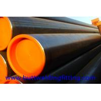 China Black Fluid API Carbon Steel Pipe 1/2 - 72 Inch 5S - XXS ASTM A105 A106 Gr.B wholesale