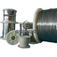 China E Type Nicr-CuNi ( Constantan ) Bare Thermocouple Wire 0.02-10mm Diameter wholesale