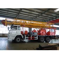 China Workover Rig XJ450 XJ550 Model Windlass Mooring Winch For Oil Wells And Drilling wholesale