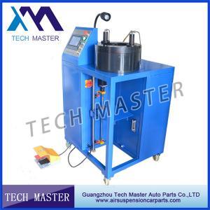 China Newest air suspension repair kits crimping machine hydraulic hose for audi air spring wholesale