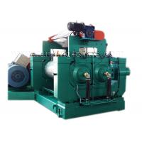 China High Efficiency Rubber Open Mill Machine With Emergency Safety Switch wholesale