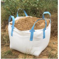 China Flexible Intermediate Bulk Container Bags , PP Super Sacks Bags For Building Material on sale