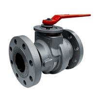 China Durable Pneumatic Control Valve Stainless Steel Ball Valve Floating Sub Type on sale