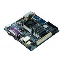 China Atom N475 Processor Mini-Itx Motherboard 2 COM , 8 USB2.0 industrial mainboard wholesale