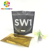 China Mylar Plastic Foil Pouch Packaging Noni Aluminum Foil Bags Gravure Printing With Zipper wholesale