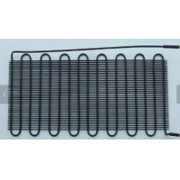 China Industries Inc Wire On Tube Spiral Aluminum Refrigerator Condenser on sale