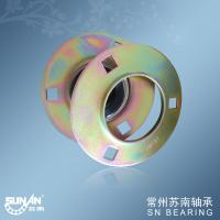 China Pressed / Stamped Steel Pillow Block Bearings With Locking Collar SAPF207 UEPF207 wholesale