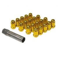 Buy cheap 82-02 Camaro Z28 Rs Firebird Ta New Lug Nuts Gold Spline Design Style 5307G from wholesalers