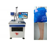 Buy cheap 10640nm Beam Co2 Laser Marking Machine For Fabric , Clothing from wholesalers