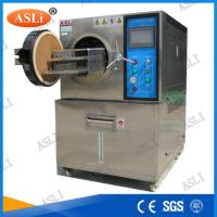 China HAST Pressure Accelerated Aging Chamber 70 to100%RH with High Temperature Oven wholesale