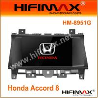 China 7''Car Multimedia(DVB-T optional)Special for Honda Accord 8 wholesale