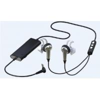 Quality Noise-canceling Headphone, wide range Frequency response, battery embedded, high sensitivity for sale