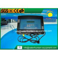 China Pool Controller Automatic Pool Dosing Systems 3 In 1 With ORP Sensors / Dosing Pumps wholesale
