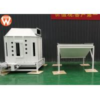 China Octagon Medium Sized Pellet Cooling System , No Cooling Dead Angle Counterflow Cooler wholesale