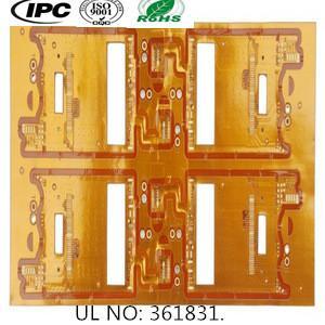 China TACONIC Base Rigid Flex PCB Electrostatic Bag 4 Layer Circuit Board wholesale