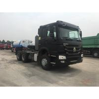 China 420HP 6*4 SINOTRUK HOWO7 Heavy duty tractor/Prime mover truck/drop tank wholesale