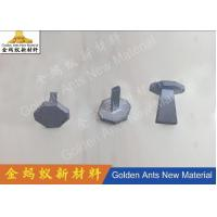 Buy cheap High Efficient Tungsten Carbide Pins For Crushing Long Service Life from wholesalers