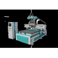 China ATC 1325 3 Axis CNC Router Wood Carving Machine With 5.5kw Fuling Inverter on sale