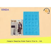China Co - Extruded LDPE Film Poly Mailing Bags Envelope / Custom Poly Shipping Bags wholesale
