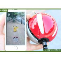 Quality Pokemon Cartoon Power Bank Monsters Elf Ball Charging Treasure Mobile Power for sale