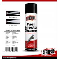 China AEROPAK 500ML aerosol spray can Fuel Injector Cleaner for cleaning wholesale