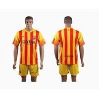 Buy cheap 2013-14 season the club football clothes La Liga FC Barcelona from wholesalers