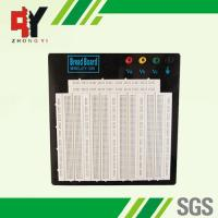 China Large Size Circuit Board Breadboard Adhesive Solderless Breadboard Round Holes wholesale