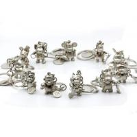 China Chinese Zodiac Metal keychain wholesale