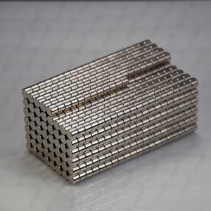 China 4mm dia x 4mm thick neodymium magnet wholesale