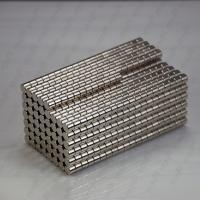 China Permanent Disc N45 Neodymium Magnet wholesale