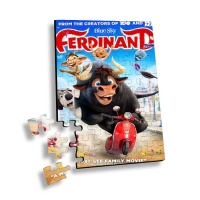 China Flip 3D Lenticular Printing Service Children Educational Toy 3D Jigsaw Puzzle wholesale