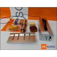 China 20Khz 1000W  titanium Ultrasonic cutting equipment for Bread / Cake cutiing wholesale
