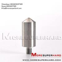 China rockwell vickers hardness tester indenter  Alisa@moresuperhard.com wholesale