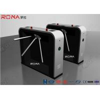 Buy cheap Semi Auto Rfid Access Control Tripod Turnstile Security Gate Customzied CE Approval from wholesalers