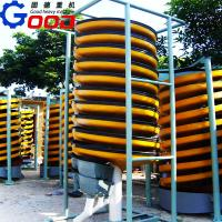 China spiral chute for  chrome ore wholesale