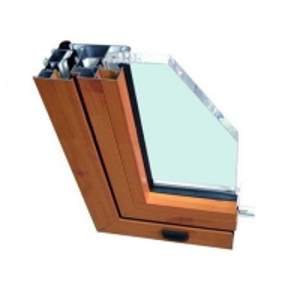 China Industrial 70 Series Aluminum Window Extrusion Profiles , T5 Aluminum Kitchen Profile wholesale