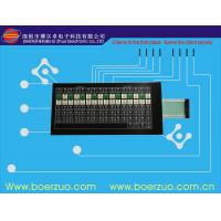 China Standard PET Metal Dome Membrane Switch Keypads For Household Appliance wholesale
