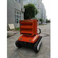 China High Prevention Foam Fire Fighting Equipment Reconnaissance Robot Stable Performance on sale